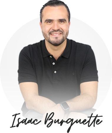 Isaac Burguette - Especialista en desarrollo de talento